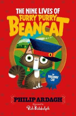 The Railway Cat book
