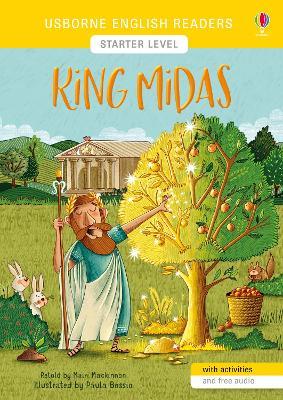King Midas by Paula Bossio
