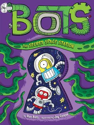 The Secret Space Station book