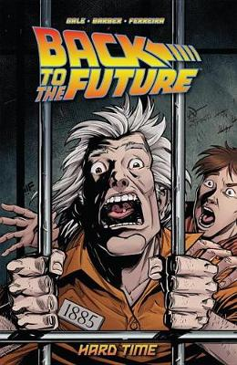 Back To the Future: Hard Time book