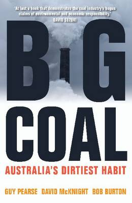 Big Coal by Guy Pearse
