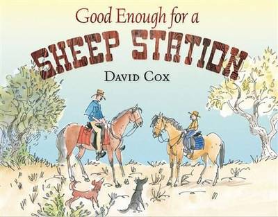 Good Enough for a Sheep Station book