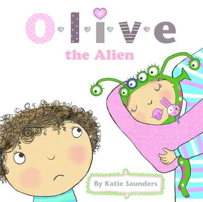 Olive the Alien book