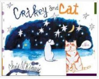 Crikey and Cat book