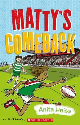 Matty's Comeback book