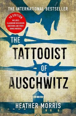 The Tattooist of Auschwitz - YA Edition book