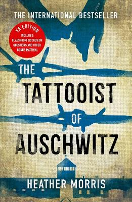 The Tattooist of Auschwitz - YA Edition by Heather Morris