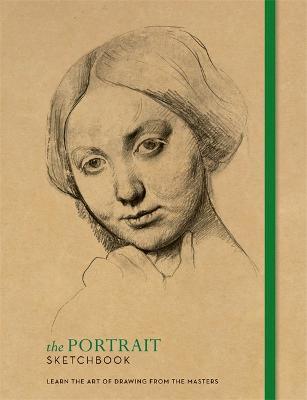Portrait Sketchbook book