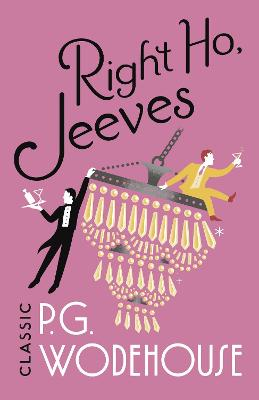 Right Ho, Jeeves book