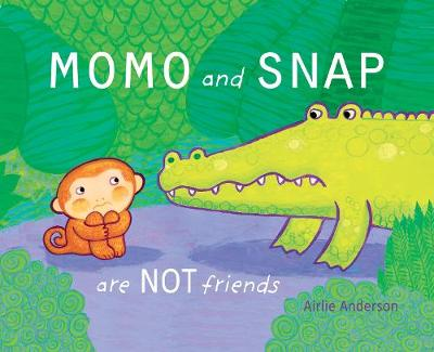 Momo and Snap by Airlie Anderson