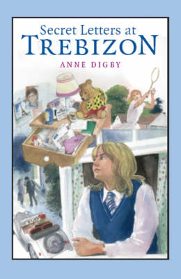 Secret Letters at Trebizon by Anne Digby