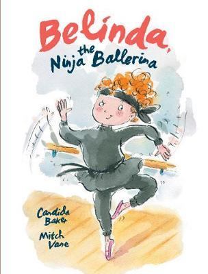 Belinda, the Ninja Ballerina book