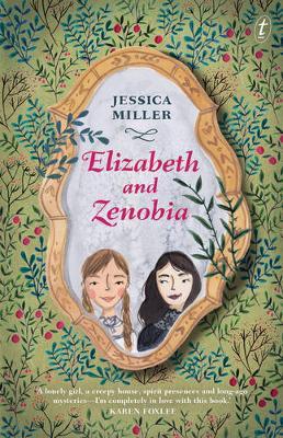 Elizabeth and Zenobia book