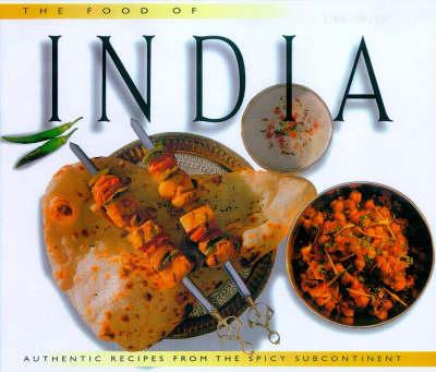 The Food of India by Brinder Narula