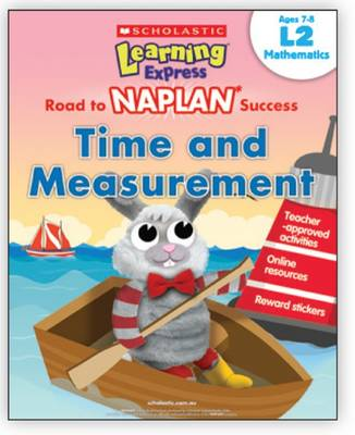 Learning Express NAPLAN: Time and Measurement L2 by