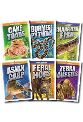 Peski Kids - Set of 5 by R.A. Spratt