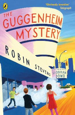 Guggenheim Mystery book