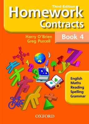 Homework Contracts Book 4 book