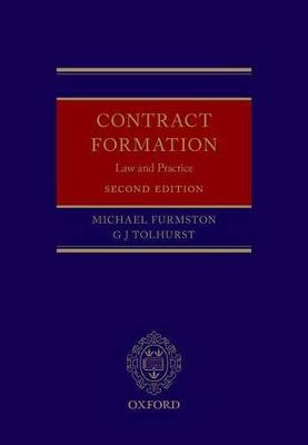 Contract Formation by Michael Furmston