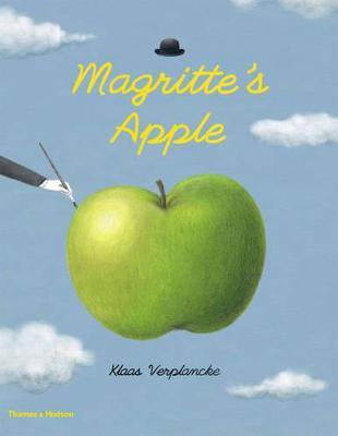 Magritte's Apple by Klaas Verplancke