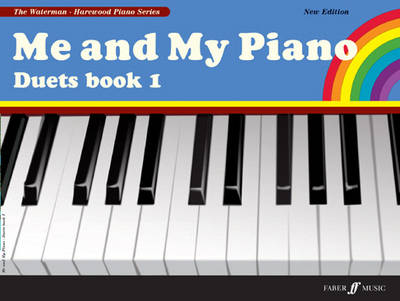 Me and My Piano Duets Bk. 1 by Fanny Waterman