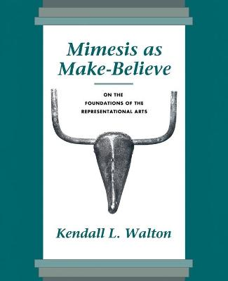 Mimesis as Make Believe book