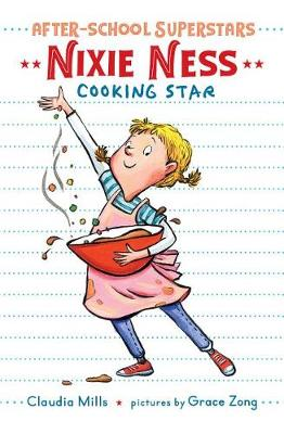 Nixie Ness: Cooking Star book