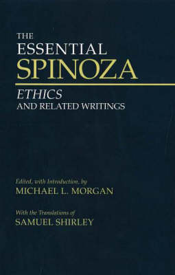 Essential Spinoza book
