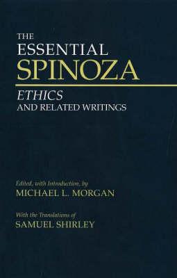 Essential Spinoza book