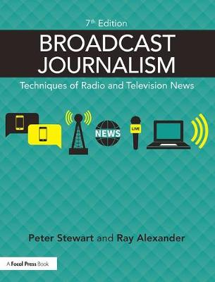 Broadcast Journalism book