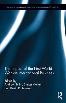Impact of the First World War on International Business book