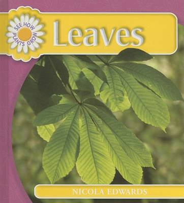 Leaves by Nicola Edwards