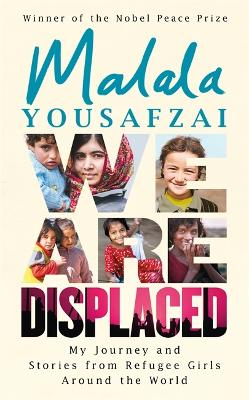We Are Displaced book
