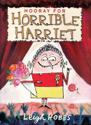 Hooray for Horrible Harriet book