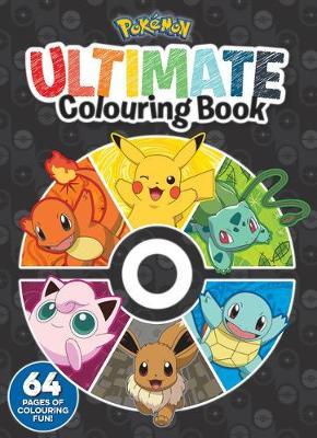 Pokemon: Ultimate Colouring Book book