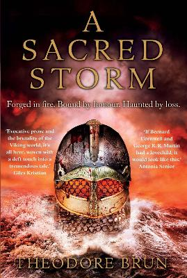 A Sacred Storm by Theodore Brun