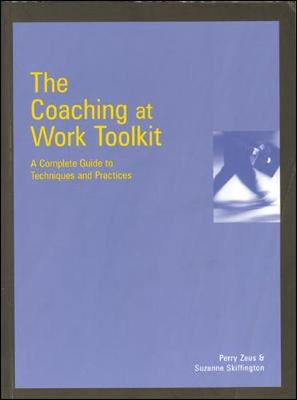 The Coaching at Work Toolkit by Suzanne Skiffington