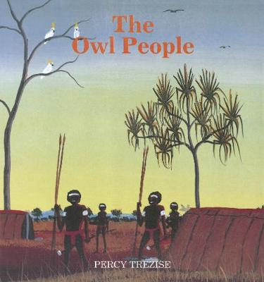 The Owl People by Percy Trezise