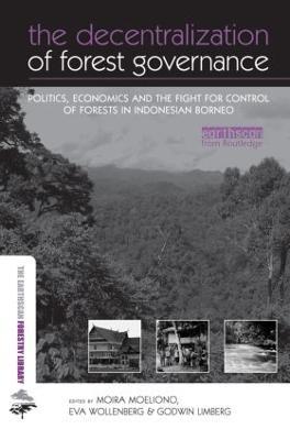 Decentralization of Forest Governance book