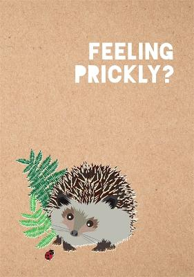 Feeling Prickly Journal book