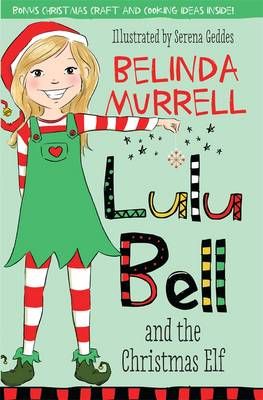 Lulu Bell and the Christmas Elf book