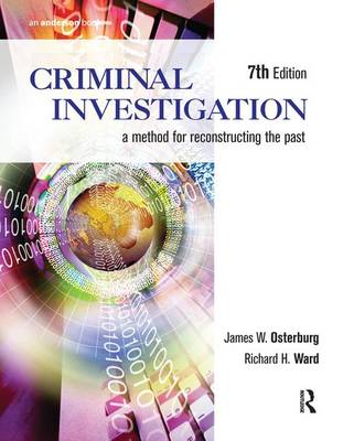 Criminal Investigation by James W. Osterburg