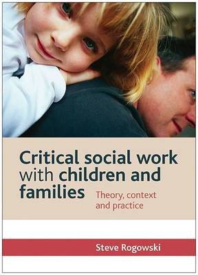 Critical social work with children and families book