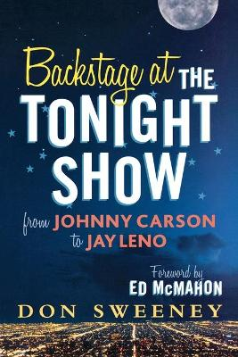 Backstage at the Tonight Show by Don Sweeney