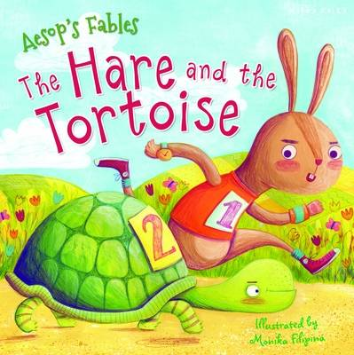 Aesop's Fables the Hare and the Tortoise by Miles Kelly