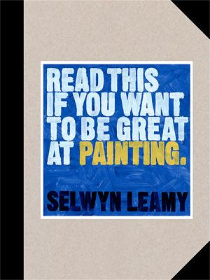 Read This if You Want to Be Great at Painting book