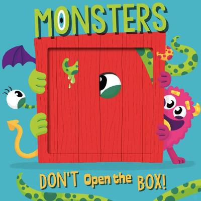 Don't Open the Box! Monsters by Bookoli Ltd.