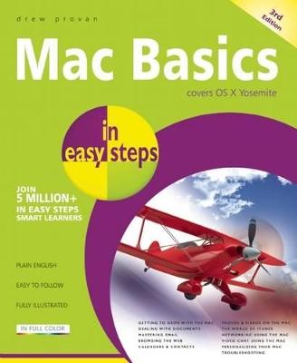 Mac Basics in Easy Steps by Drew Provan