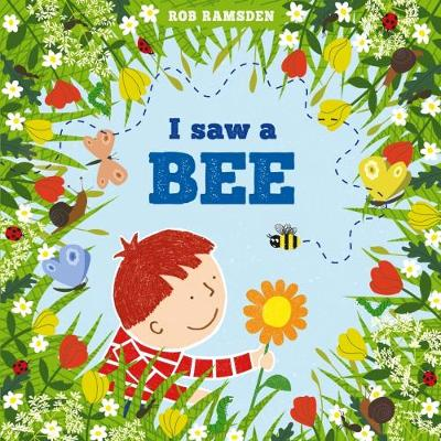 I saw a bee book