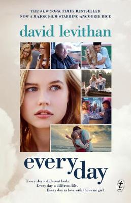 Every Day: Film Tie-In by David Levithan